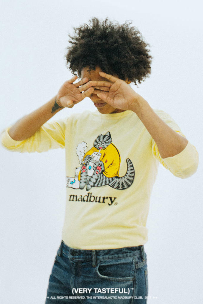 Madbury Club 2017 Spring Summer Collection Lookbook