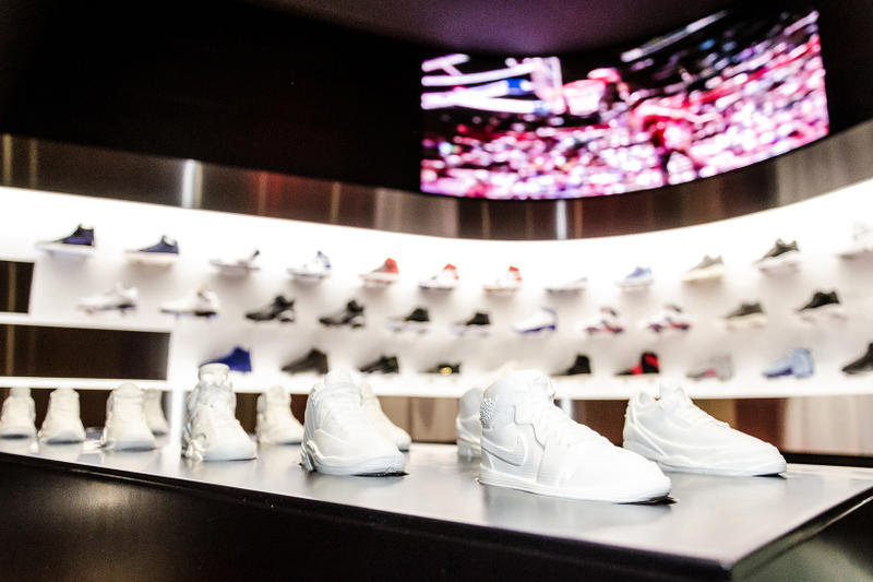 fe5296f226066 Foot District Madrid Sneaker Store Launch Sneakers