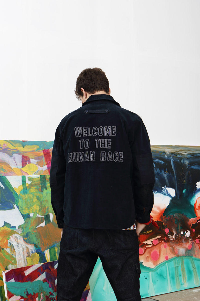 MANKIND 2017 Spring/Summer Collection Jacket