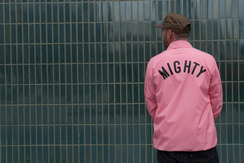 Mighty Healthy 2017 Spring Collection Lookbook