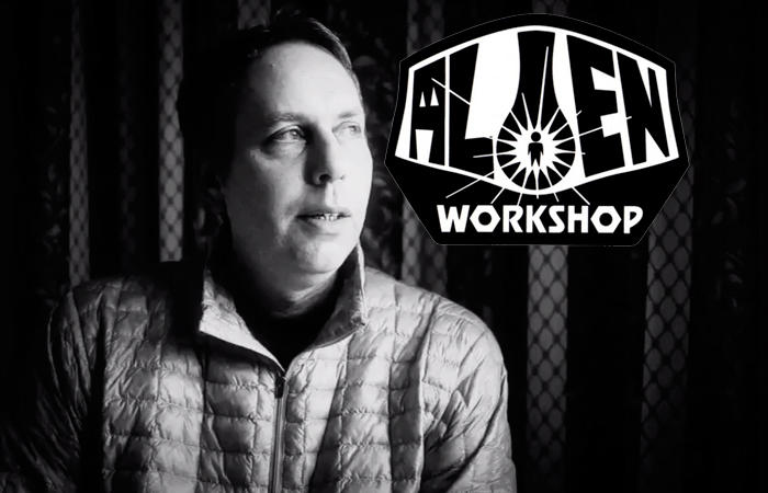 Supreme Mike Hill Alien Workshop