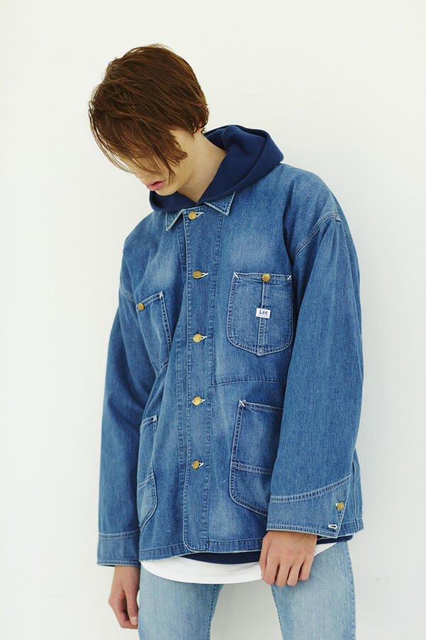 monkey time Lee collaboration capsule denim