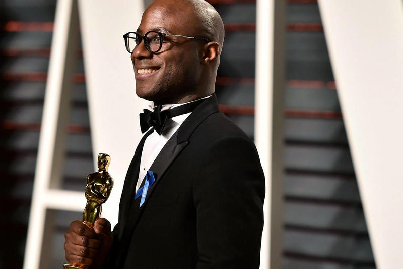 'Moonlight' Director Barry Jenkins Shares His Best Picture Speech Oscars 89th Academy Awards Show Jimmy Kimmel
