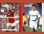 Manchester United Legend Eric Cantona Covers Ninth Issue of 'MUNDIAL'