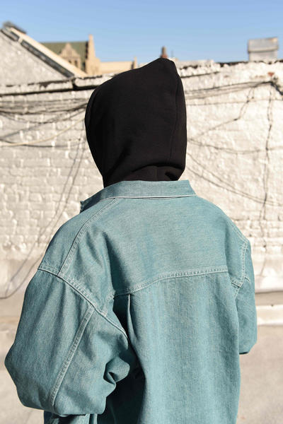 N. Hoolywood LQQK STUDIO Collection lookbook clothes
