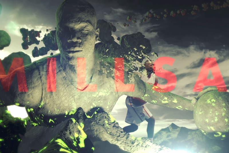 lauren fisher nba graphic design work illustration 3d