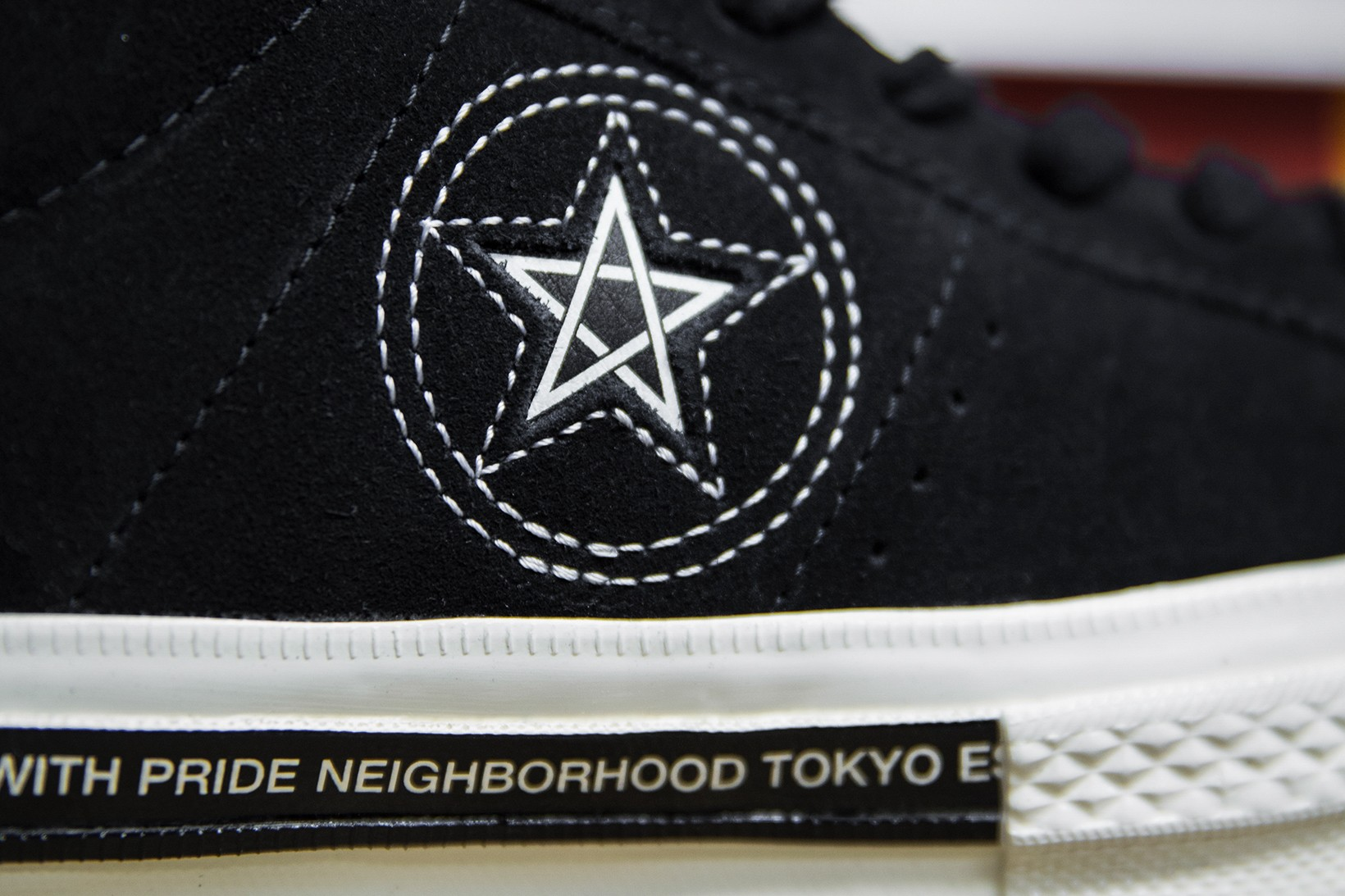 NEIGHBORHOOD x Converse One Star Leak