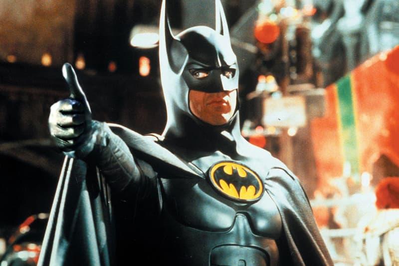 Michael Keaton Batman Thumbs Up
