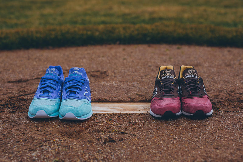 New Balance 997 Home Plate Pack