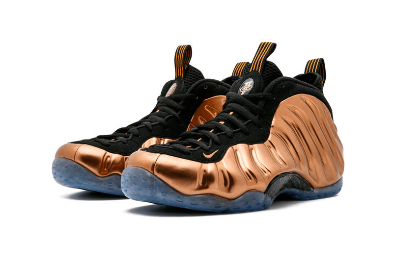 Nike Air Foamposite One Copper 2017