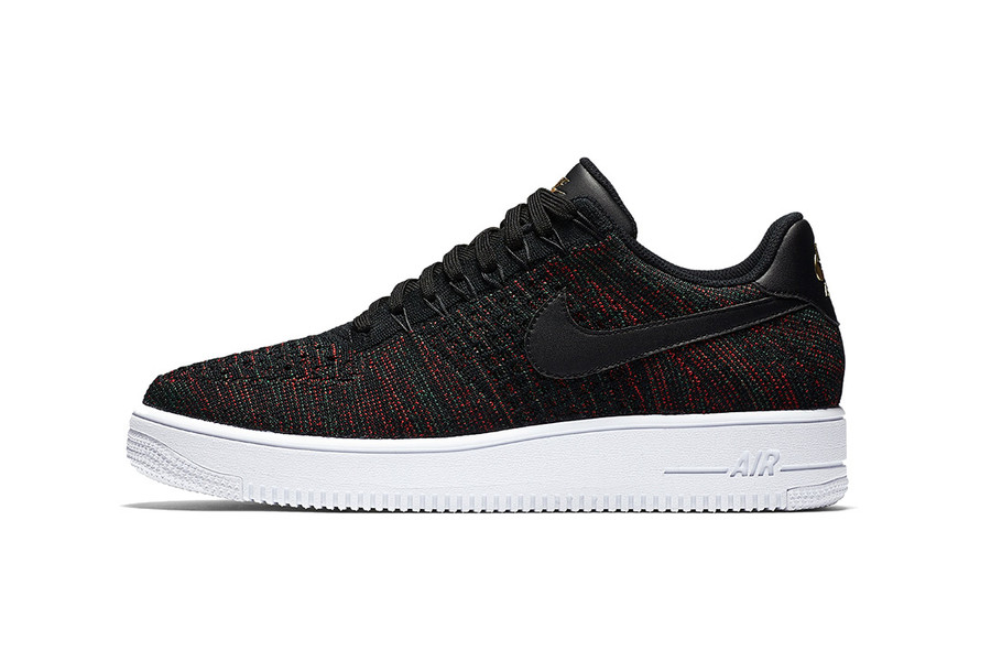 ... Nike Air Force 1 Low Flyknit Burgundy HYPEBEAST ... e9ec6876d