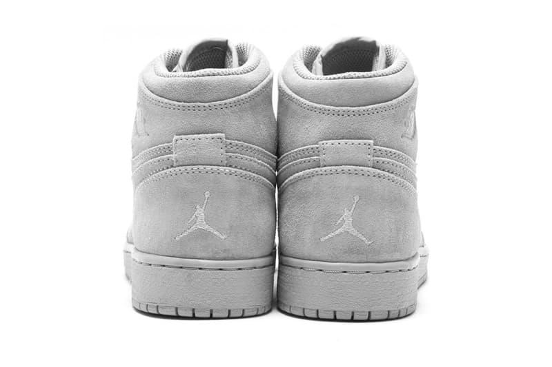 Nike Air Jordan 1 Gym Red Wolf Grey