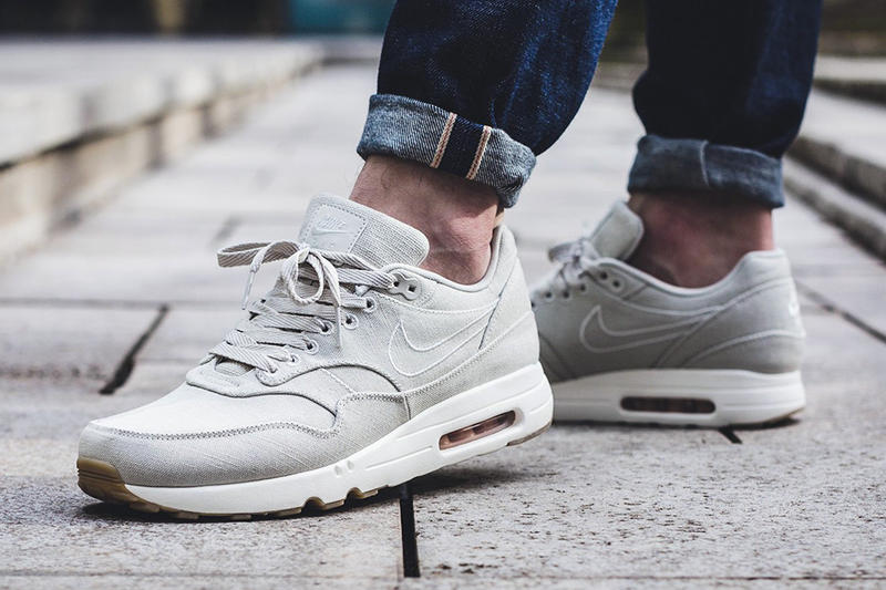 The Nike Air Max 1 Ultra 2.0 in Canvas