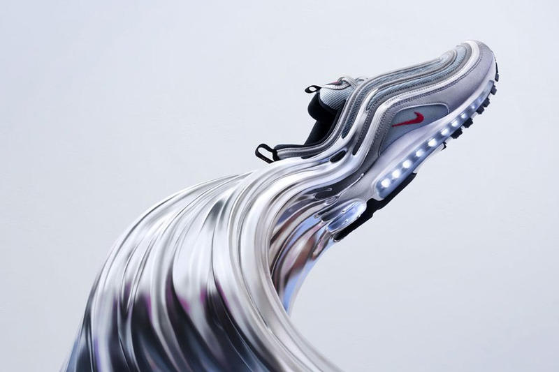 Nike Air Max 97 Silver Bullet April 15 2017 Release