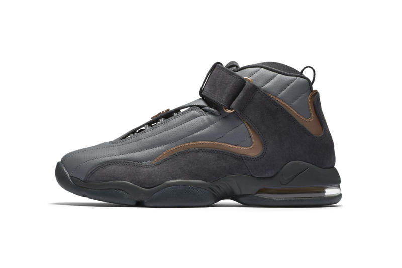 Nike Air Penny 4 Copper