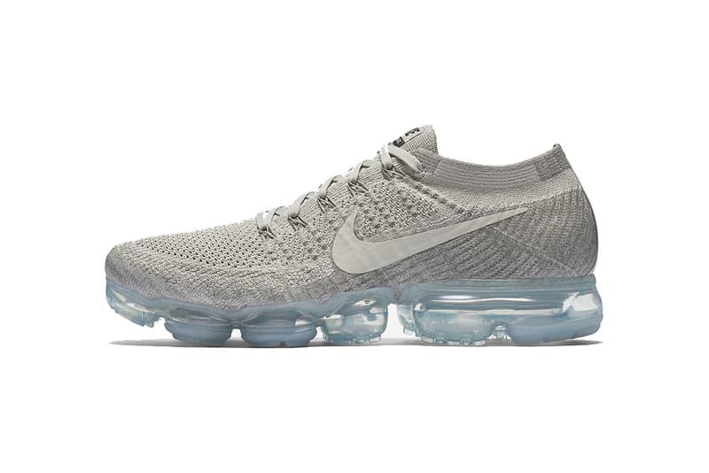 Nike Air Vapormax Dark Grey Pale Grey