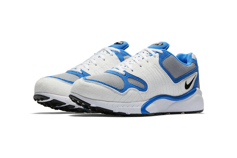 Nike Air Zoom Talaria White Grey Blue
