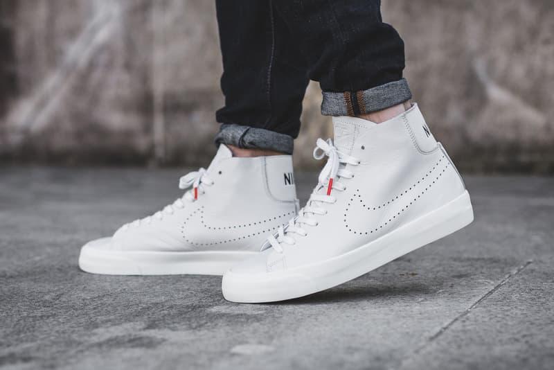 Nike Blazer Studio Mid Off White