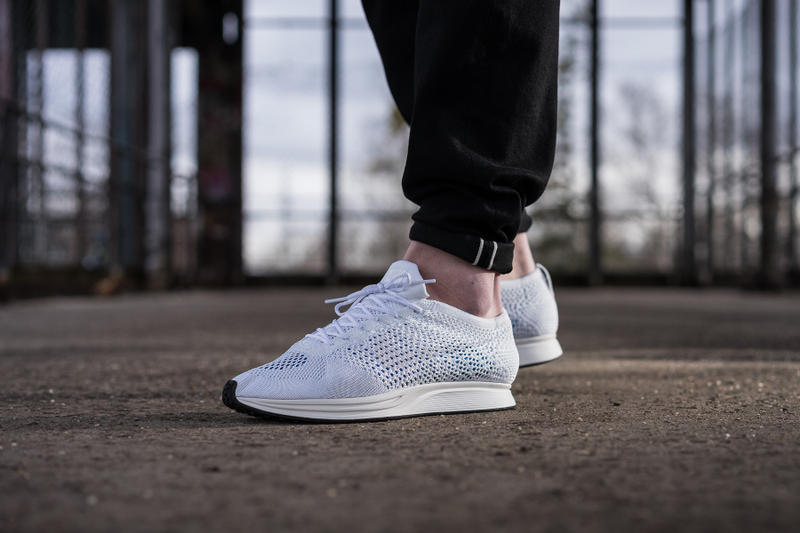The Nike Flyknit Racer