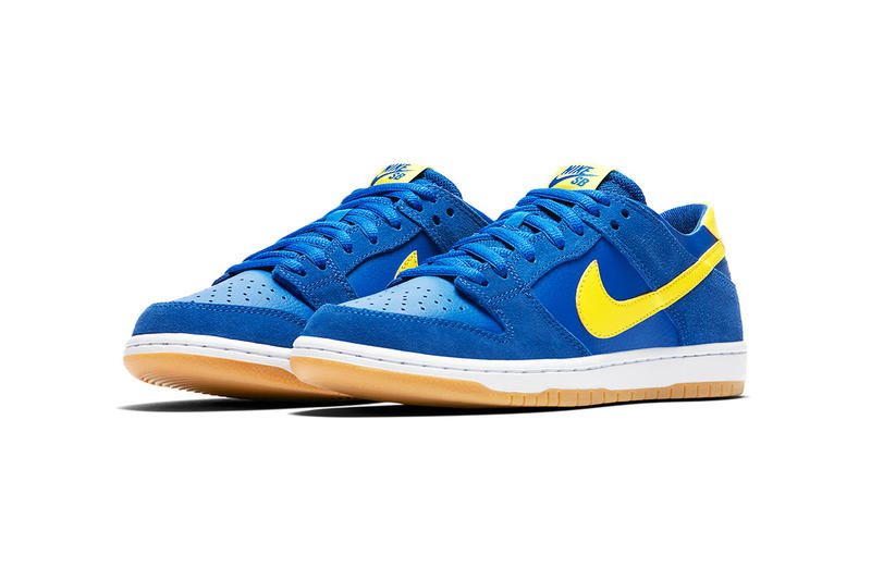 Nike SB Dunk Low Boca Juniors 2017 Retro