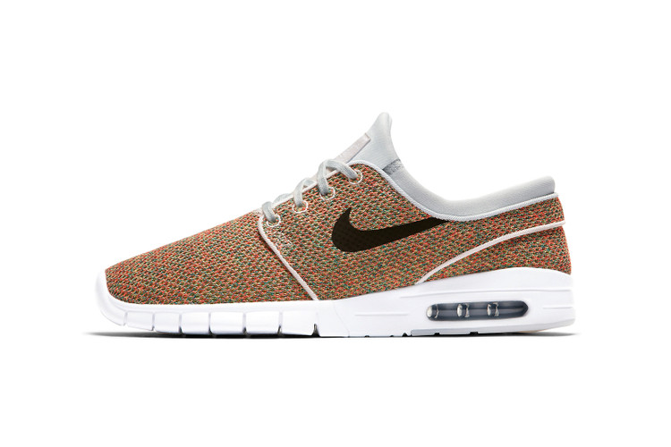 quality design 0ec12 d9796 The Nike SB Stefan Janoski Max Gets the Multicolor Treatment