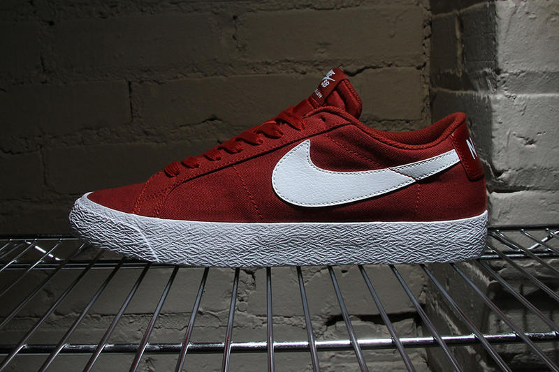 Nike SB Zoom Blazer Low Canvas  e7e1145e8