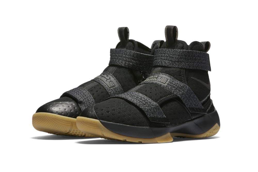 Nike LeBron Soldier 10 Flyease