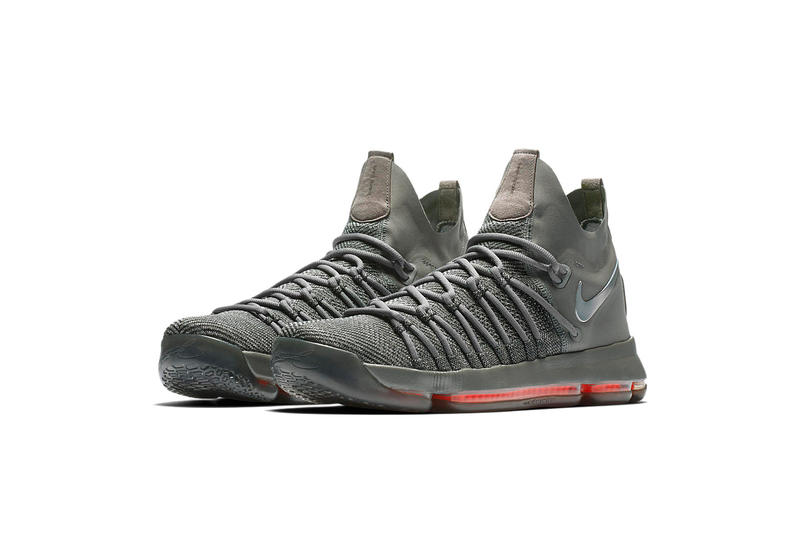 Nike Time to Shine Pack Zoom KD 9 Elite Front Quarter
