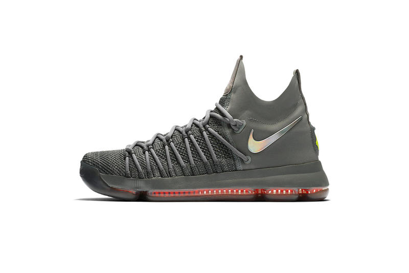 Nike Time to Shine Pack Zoom KD 9 Elite Side