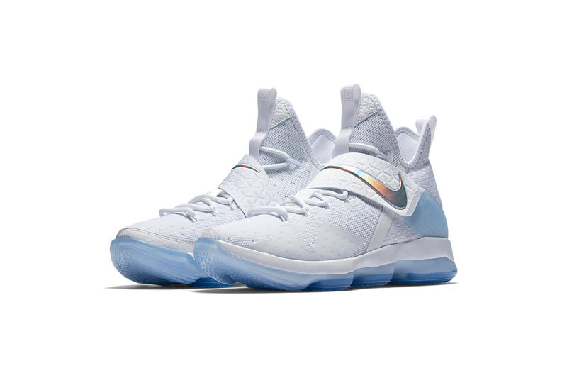 Nike Time to Shine Pack LeBron 14 Front Quarter