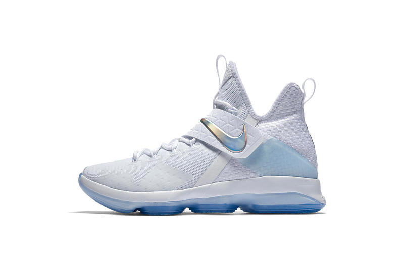 Nike Time to Shine Pack LeBron 14 Side