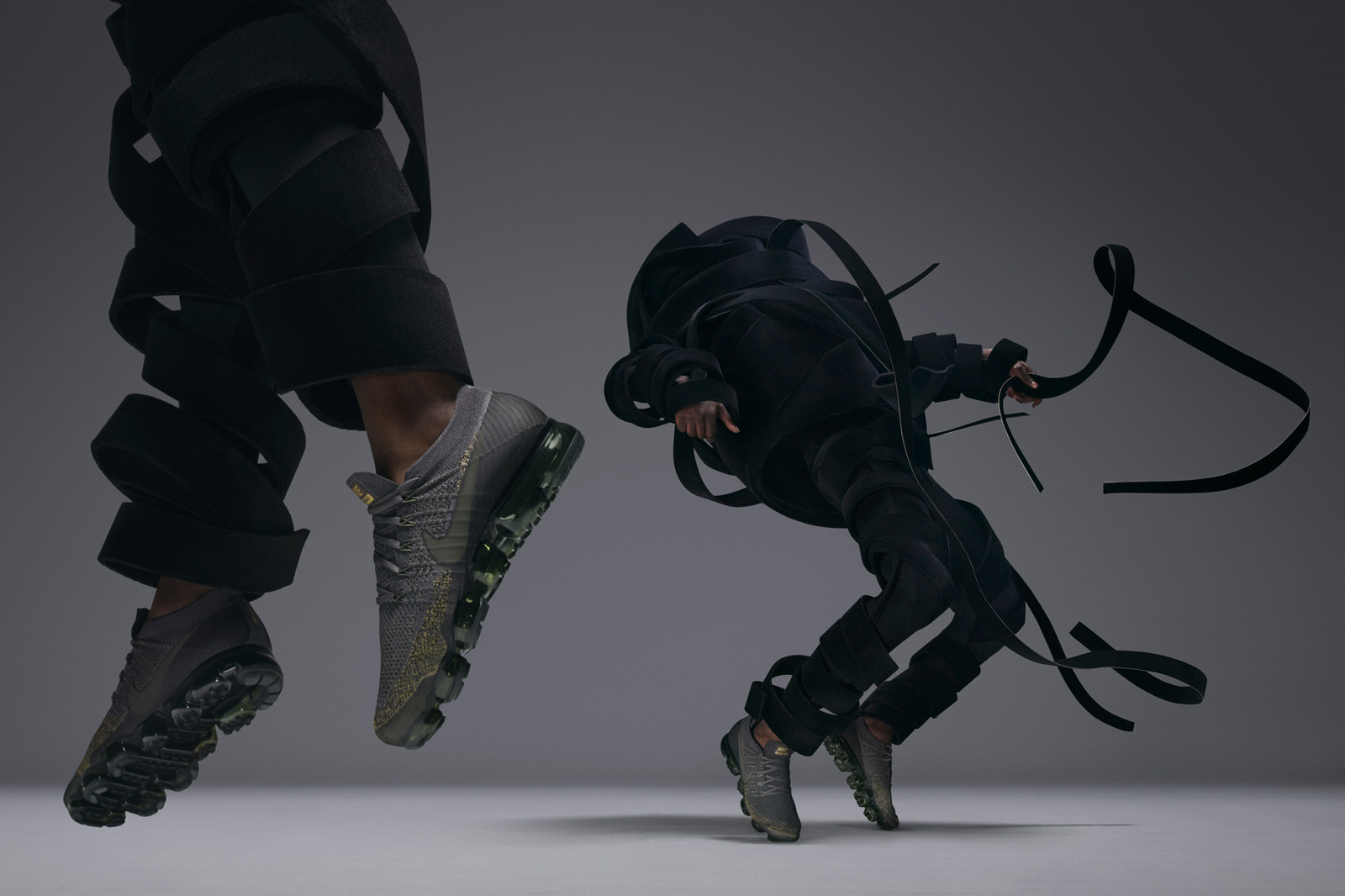 Nike Vision-AIRS Experiments in Style Nike Air VaporMax