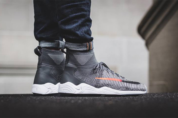 3e5d4eb0f Nike s Zoom Mercurial Flyknit Returns in Shades of Grey