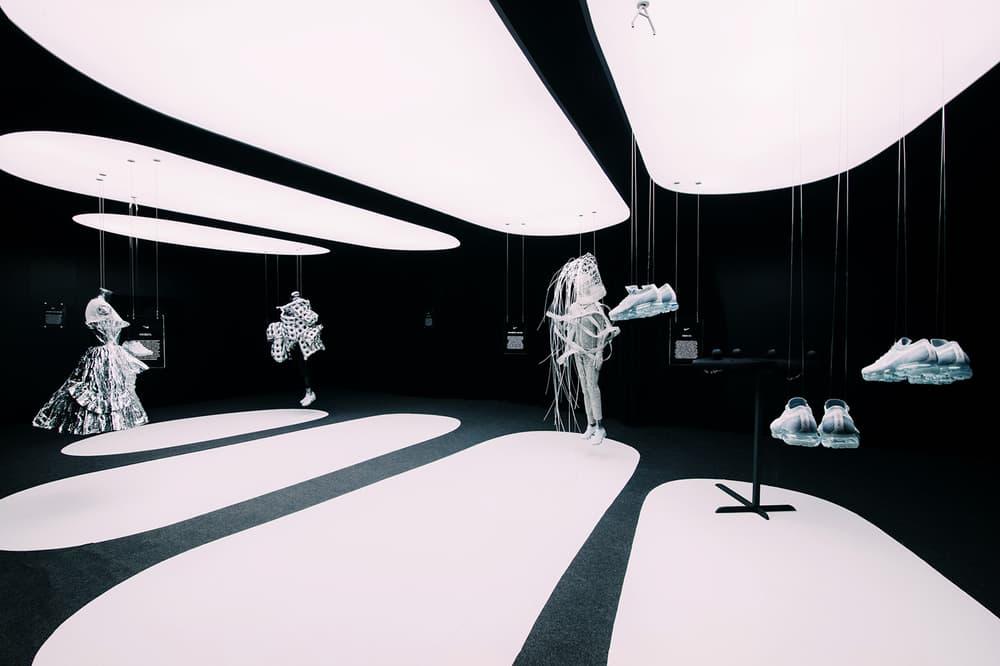 NikeLab The Vision-Airs Art Basel Hong Kong Artwork Installations Air Max Day