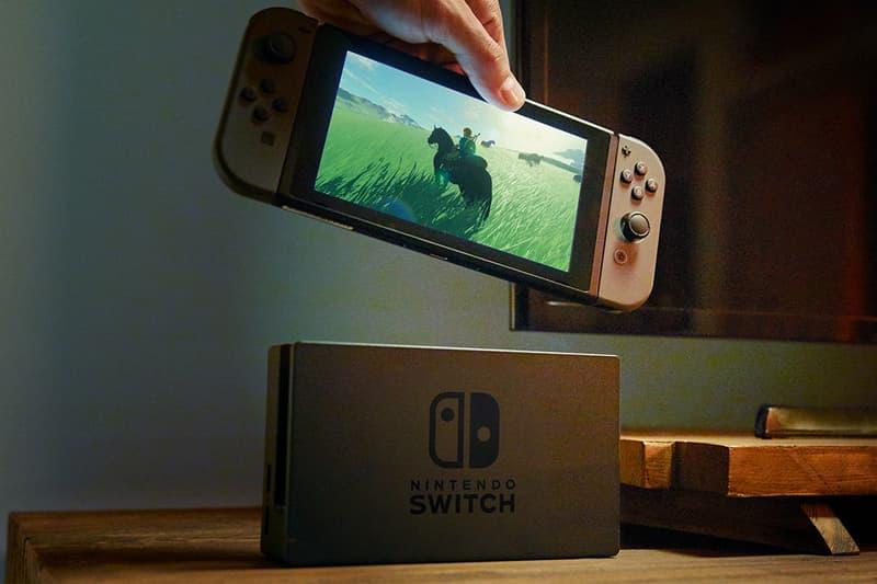 Nintendo Switch Goes Platinum