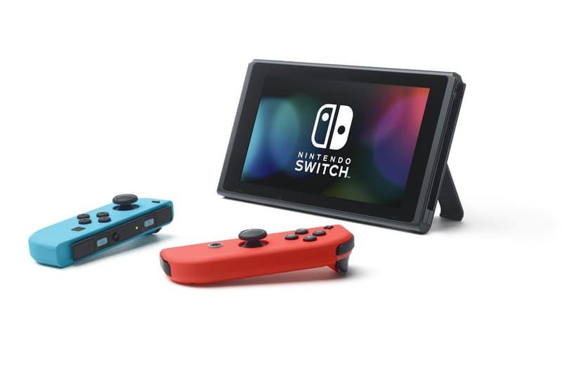Nintendo Switch Netflix Hulu Amazon Apps
