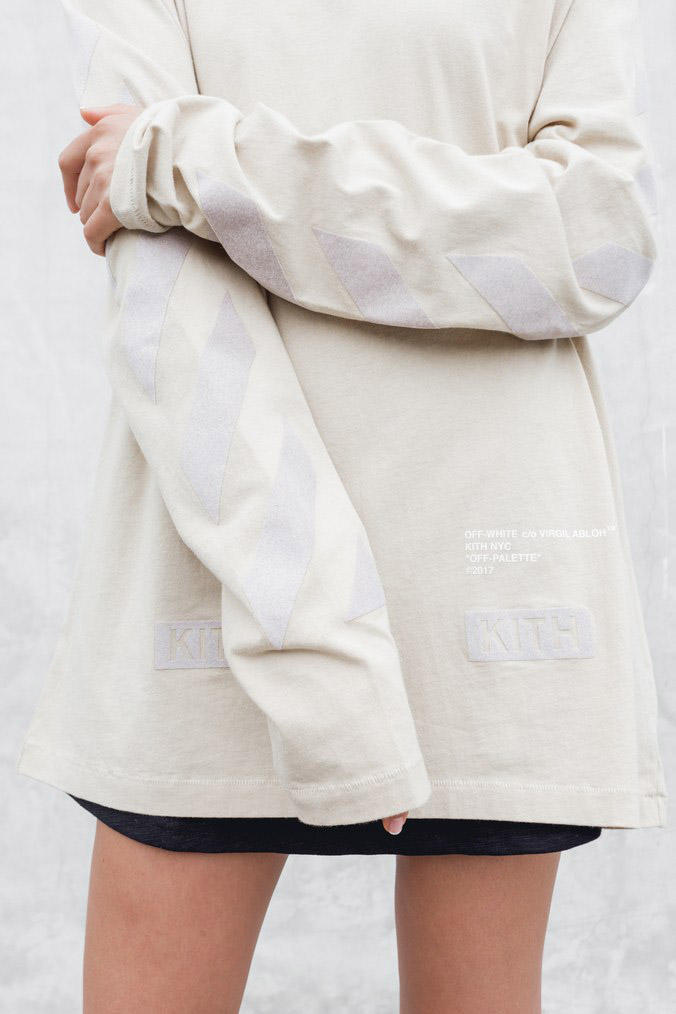 OFF WHITE Kith Collaboration