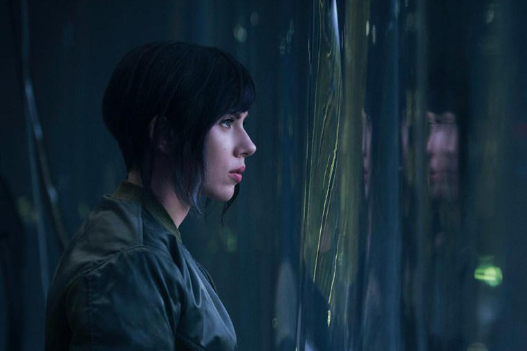Original Ghost in the Shell Voice Actors Dub Live Action Film Japan