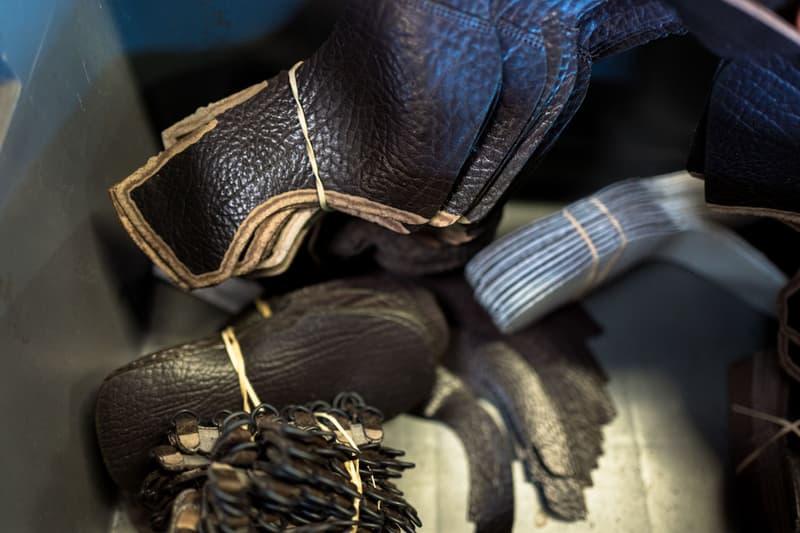 Patta mephisto handmade shoes lookbook