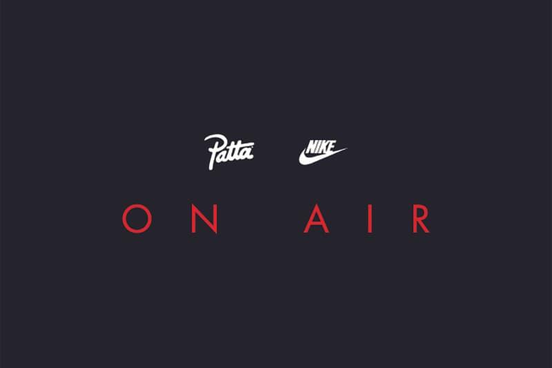 Patta Nike ON AIR Pop Up Shop Air Max Day 2017