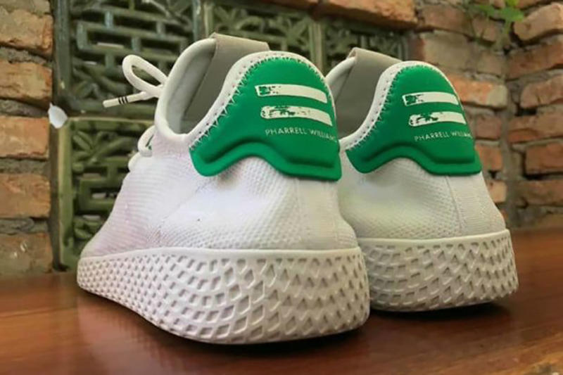 pharrell williams adidas originals human race sneakers