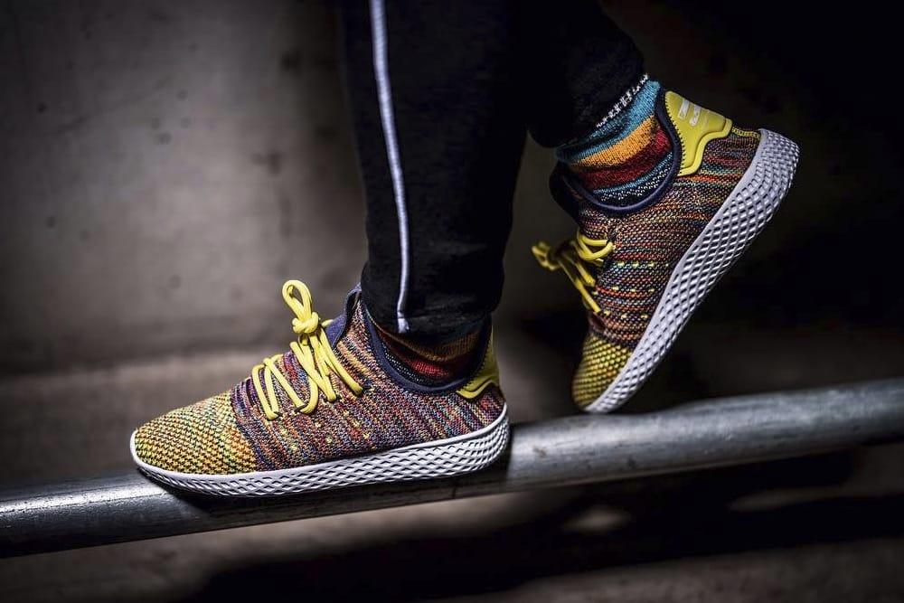 Multicolor adidas Originals Human