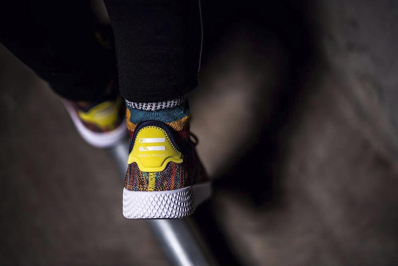 Pharrell Williams adidas Originals Human Race Multicolor