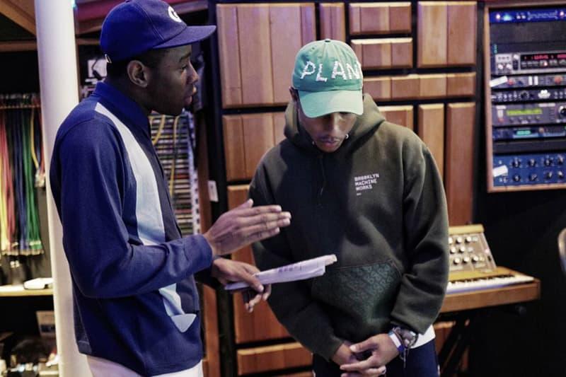 Pharrell Tyler The Creator New Music 2017