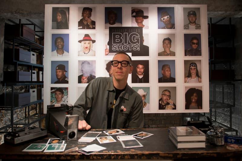 Phillip Leeds Pharrell Williams Billionaire Boys Club BBC ICECREAM Big Shots! Polaroid Photography Music Def Jam N.E.R.D. NIGO BAPE Neptunes