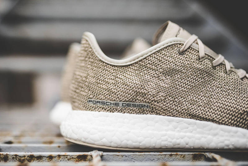 Porsche Design adidas Travel Tourer BOOST Trace Cargo Putty