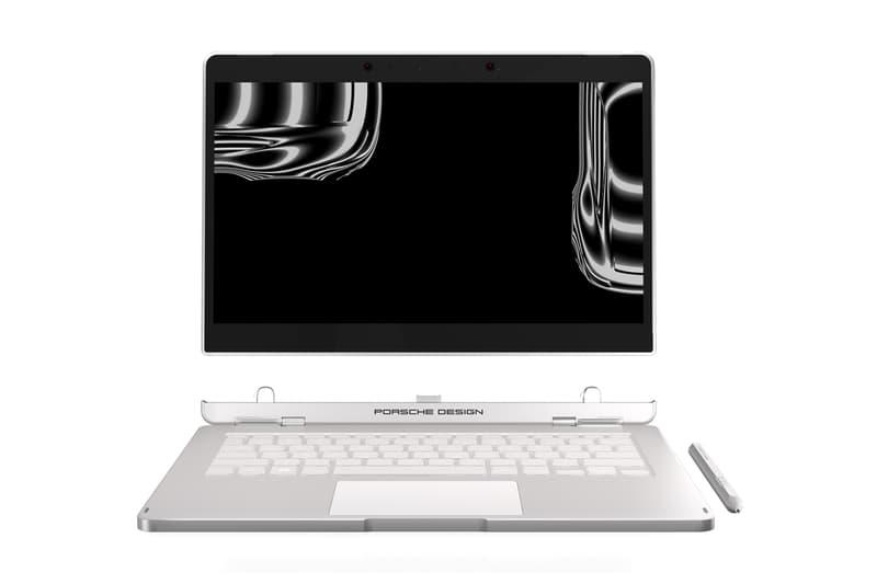 Porsche Design BOOK ONE Laptop Tablet