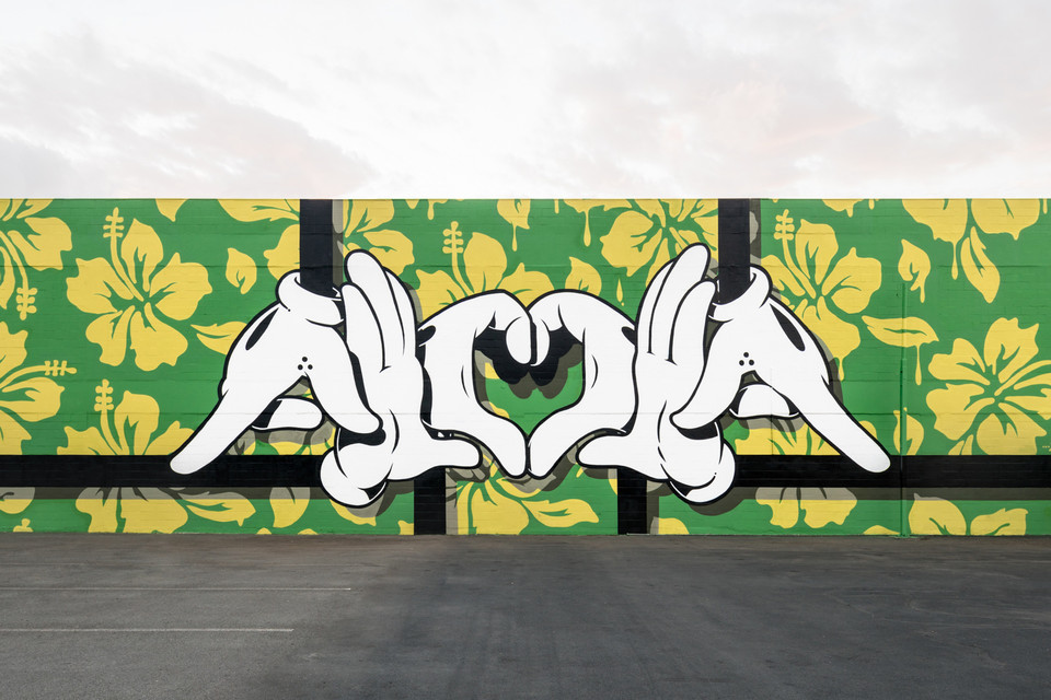 POW! WOW! Brings Street Art and Steve Aoki to Hawaii