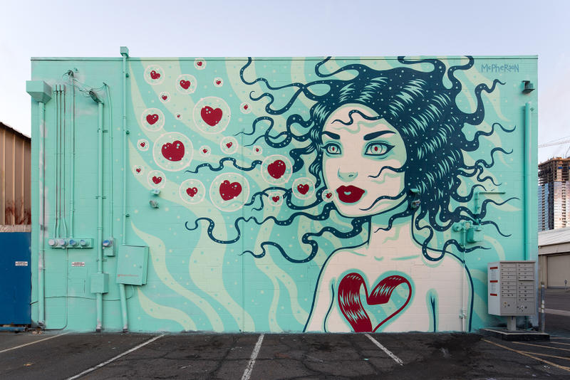 Pow Wow Street Art Hawaii Tara McPherson
