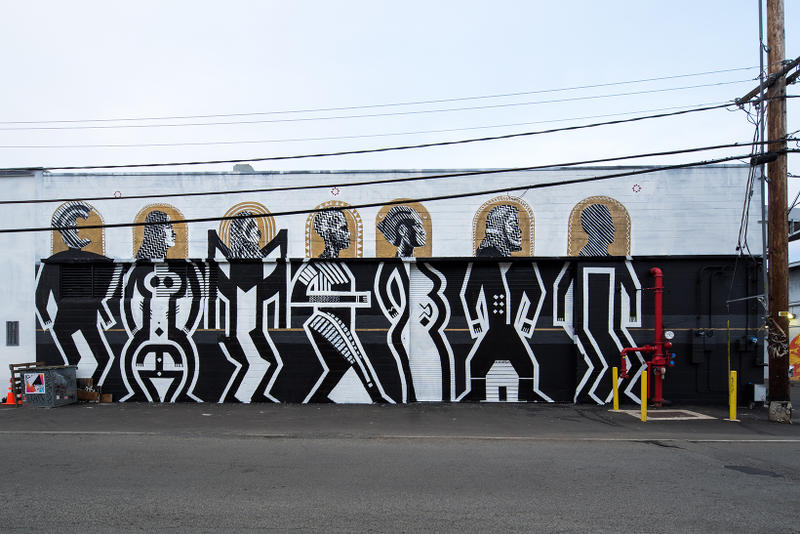 Pow Wow Street Art Hawaii Whomu